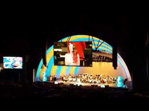 The Little Mermaid Live All Peformances- Hollywood Bowl