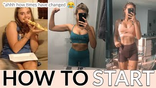 How To START Your Health & Fitness Journey In 2020!