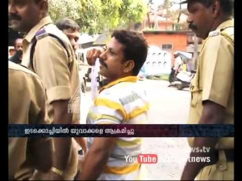 Palluruthy Priyan is in police custody for murder attempt   FIR 30 Nov 2015
