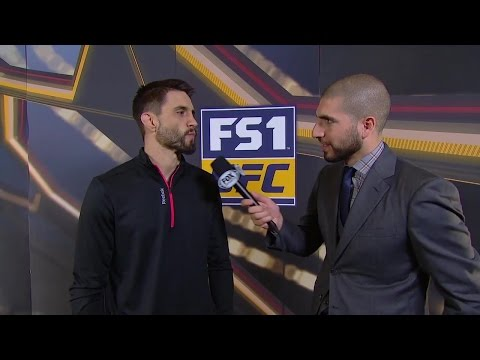 Carlos Condit plans to take the welterweight belt from champion Robbie Lawler