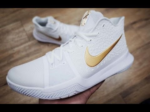4dbf3f68823 Nike Kyrie 3 Finals PE Sneaker Review + Where is Kyrie Irving Going ...