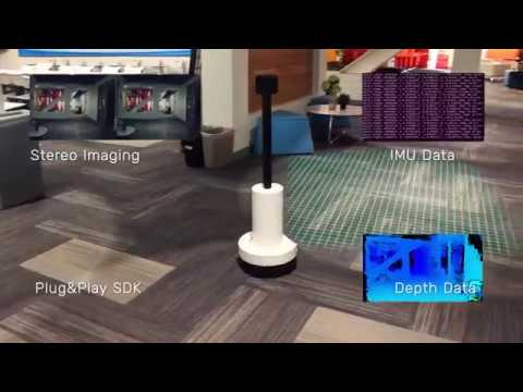 ZEDfu - Real-time 3D Mapping using ZED stereo camera by
