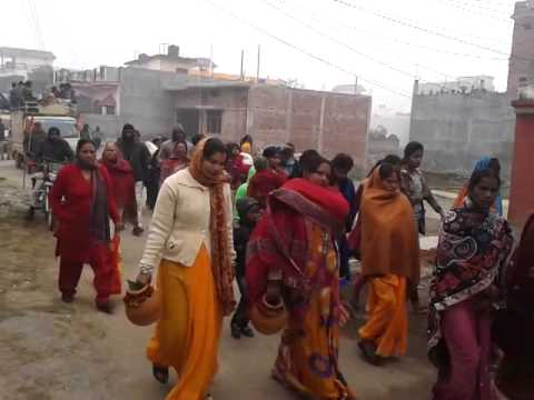 Raghvendra shastri ji. Sobha yatra, Gorakhpur