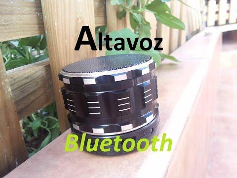 Altavoz mini bluetooth - Speaker mini Bluetooth  Español 