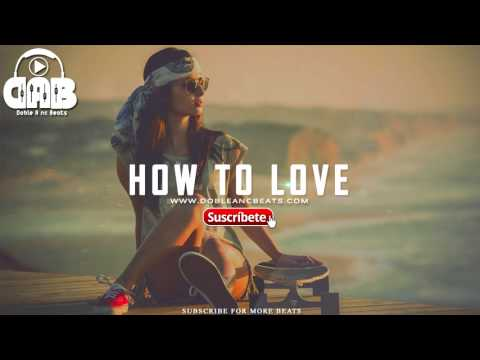 HOW TO LOVE - Instrumental Piano | Emotional Rap Beat - Doble A nc Beats