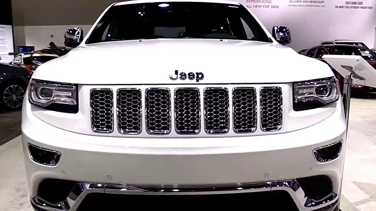 2018 jeep grand cherokee summit limited special first impression lookaround review youtube. Black Bedroom Furniture Sets. Home Design Ideas