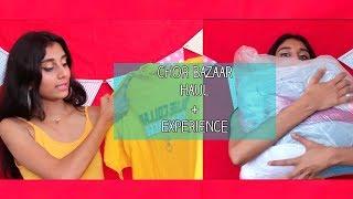 Chor Bazaar Haul + Experience