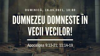 Sfânta Treime Brăila - 16 Mai 2021 - Iosua Faur - Apocalipsa 9:13-21; 11:14-19