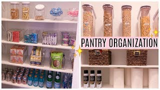 Deep clean and organize my pantry konmari method! This is probably ...