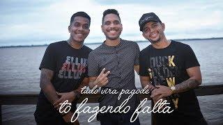 I Love Pagode - Tô Fazendo Falta (Cover) Joanna | Tudo Vira Pagode