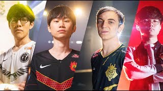 2019 World Championship Semifinals Tease