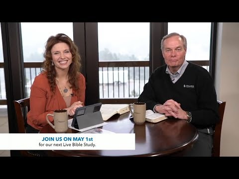Andrew's Live Bible Study - God's Love For You - Andrew Wommack - April 24, 2018