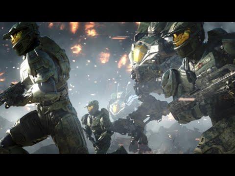 Red Team - All Action Scenes (Halo Wars 1 and 2) - Видео онлайн