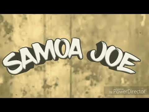 WWE Samoa Joe 2nd Custom Titantron 2017