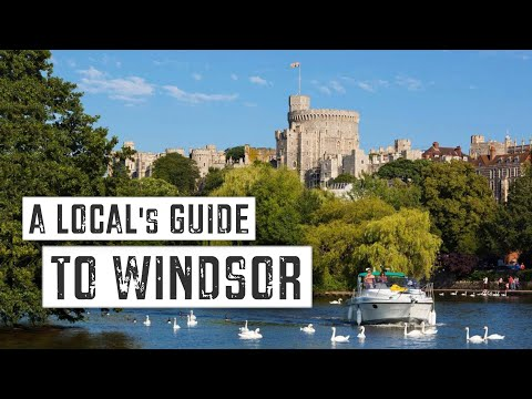 WINDSOR: Best Things to Do in ROYAL WEDDING TOWN | UK Travel Guide