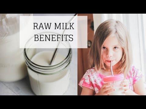 Raw Milk Benefits | Bumblebee Apothecary
