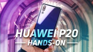 Huawei P20 and P20 Pro Hands-on: Ultimate Smartphone Camera?