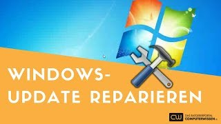 Windows-Update reparieren - TUTORIAL