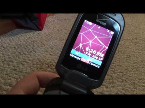 Phone Review: LG VN-150 By Verizon Review