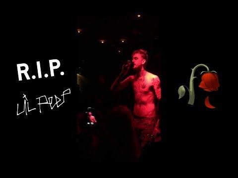 Lil Peep - Needle [Unreleased] Live with Lyrics [RIP 💔]