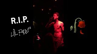 Lil Peep - Needle [Unreleased] Live with Lyrics [RIP 💔]