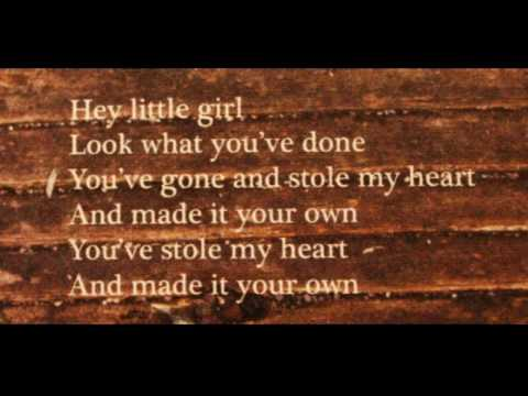 my little girl -  with lyrics- jack johnson