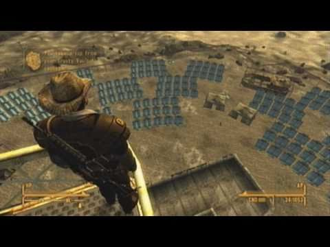 Where in New Vegas? - Archimedes II / Euclid