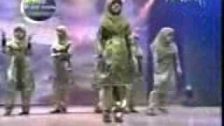 ZAKIR NAIK GiRLS DANCE WITH MUSIC ON PEACE TV