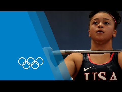 Youth Weightlifting - USA Training Camp | The Making of an Olympian