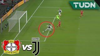 ¡Increíble! CR7 deja ir el gol | Leverkusen 0 - 0 Juventus | Champions League - J 6 - Grupo D | TUDN