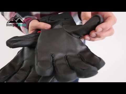 42965e125 The North Face Mens Guardian Glove - Asphalt Grey - www.simplypiste ...