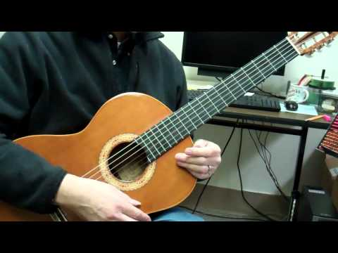 CAGED Chord Forms + Scales - John Pell