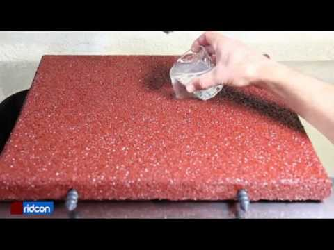 gummimatten pferd ridcon 2012 youtube. Black Bedroom Furniture Sets. Home Design Ideas
