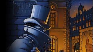 Мистер Джек в Лондоне - играем в настольную игру. Mr. Jack - board game.