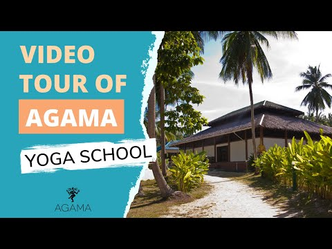 Agama Yoga Retreat Thailand Campus Tour