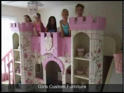 Kids Custom Playhouses Indoor Playsets Kids Theme Beds
