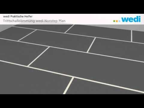 Wedi | DE   Lösungen: Entkoppeln, Dämmen Und Abdichten Mit Der Wedi  Trittschalldämmung