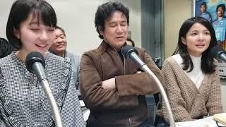 「岡村洋一のシネマストリート」生放送より.