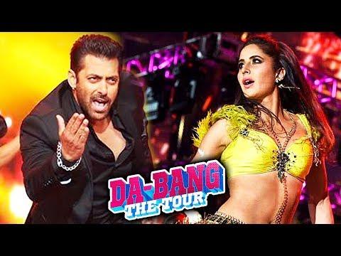 Katrina Kaif To JOIN Salman Khan's DA-BANG Tour Delhi 2017