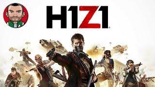 LBG Plays H1Z1 (FREE TO PLAY)