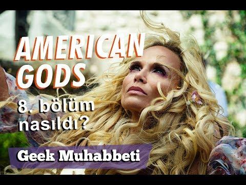 """AMERICAN GODS - Sezon 1 Bölüm 8 İnceleme - """"İyi, Hoş Da, Final Mi Şimdi Bu?"""""""
