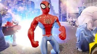 Disney Infinity: 2.0 Edition – Marvel Super Heroes – Walk It Trailer