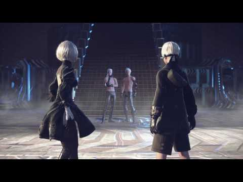 "NieR: Automata: ""Death is Your Beginning"" Launch Trailer"