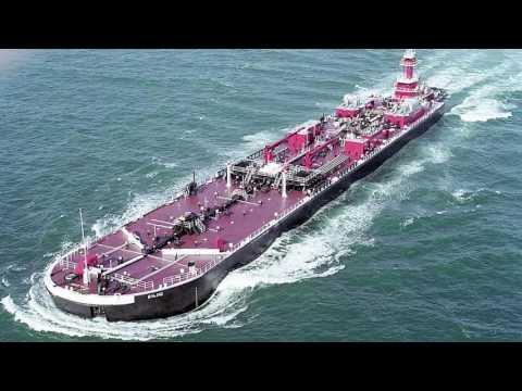 L&T Ship building video