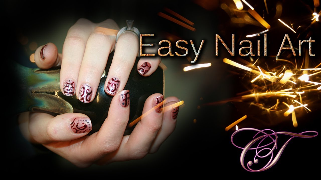 Pink cranberry nail art tutorial using uvled gel polish youtube pink cranberry nail art tutorial using uvled gel polish prinsesfo Choice Image
