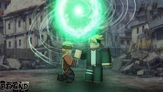 Multiple Fusion Rasengans!!! | Beyond - Roblox