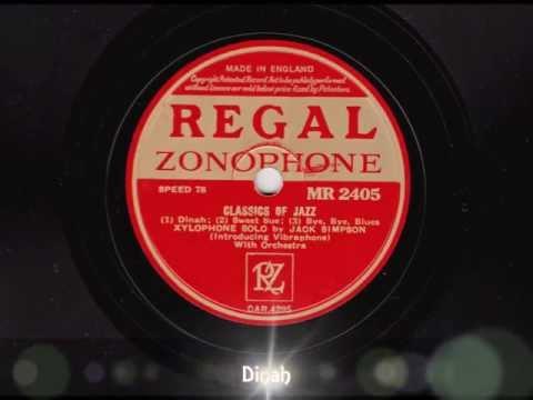 Classics of Jazz -  Jack Simpson  - 1936