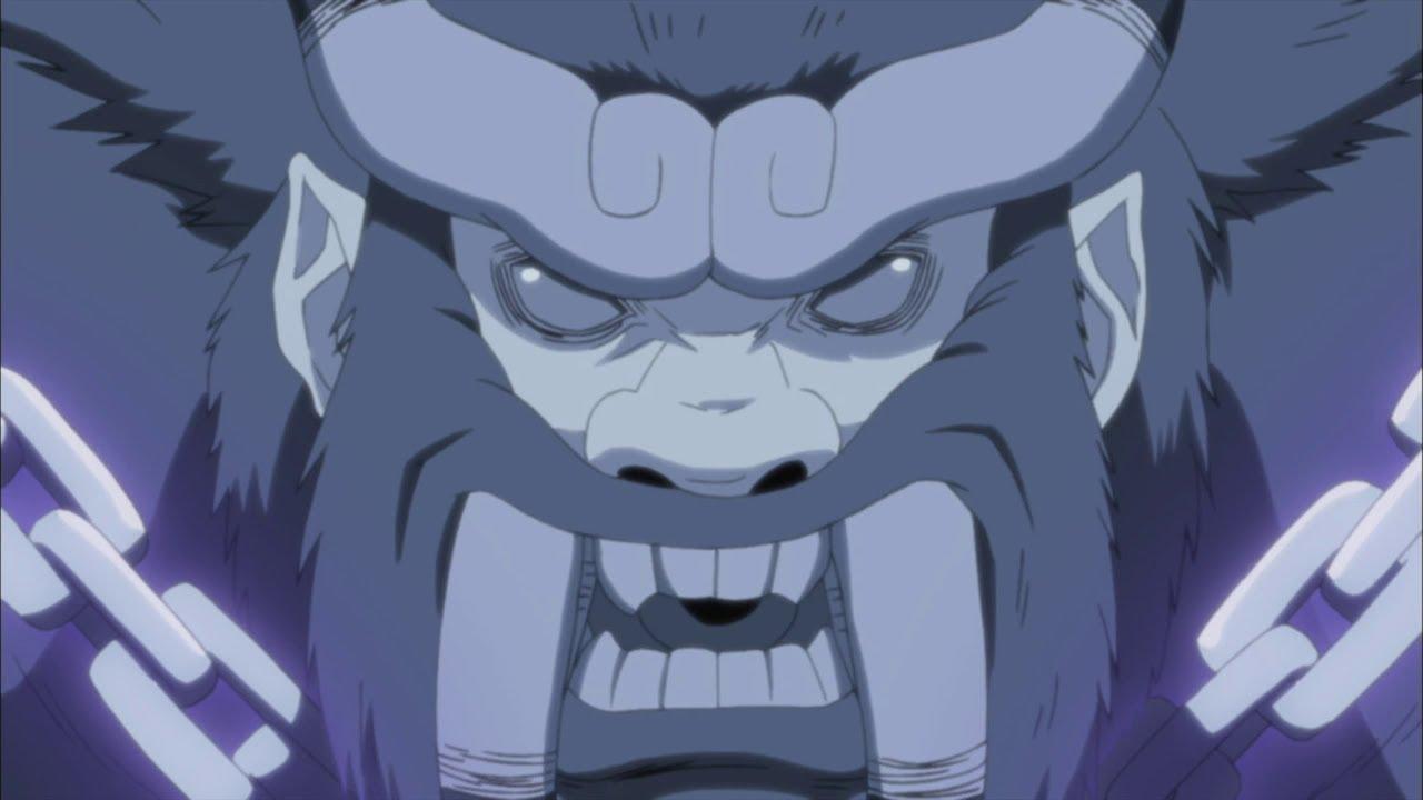 Naruto Shippuden Episode 326 Review Naruto And Son Goku King Of The Apes Êルト ǖ¾é¢¨ä¼ Youtube