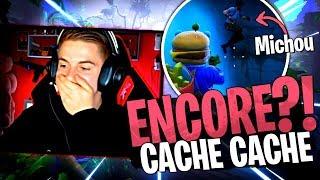 Cache-Cache dans les Hautes Herbes avec la Team Croûton sur Fortnite Créatif !