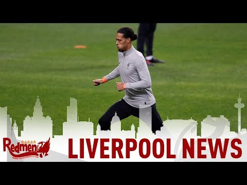 Team News from Porto! | Liverpool v Porto | LFC Daily News